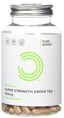 Super Strength Green Tea 450mg Capsules