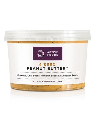 4 Seed Peanut Butter