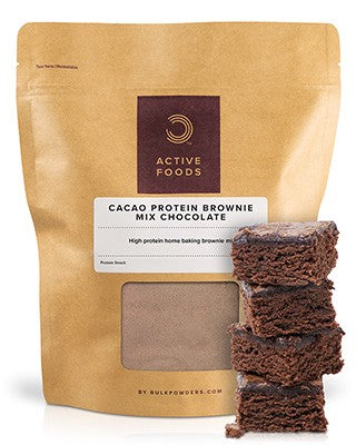 Cacao Protein Brownie Mix