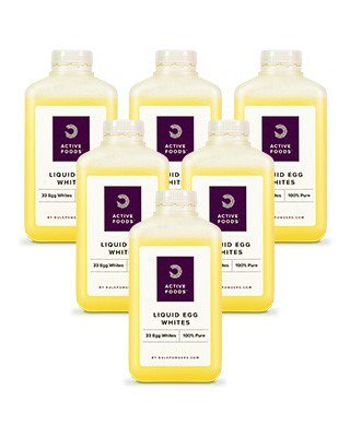 Liquid Egg Whites (6x1kg)