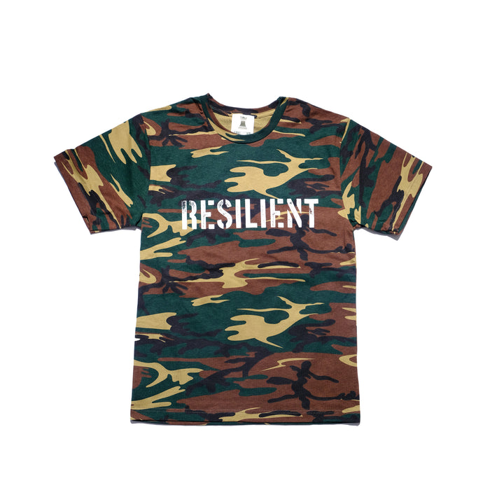 Resilient Camo Tee