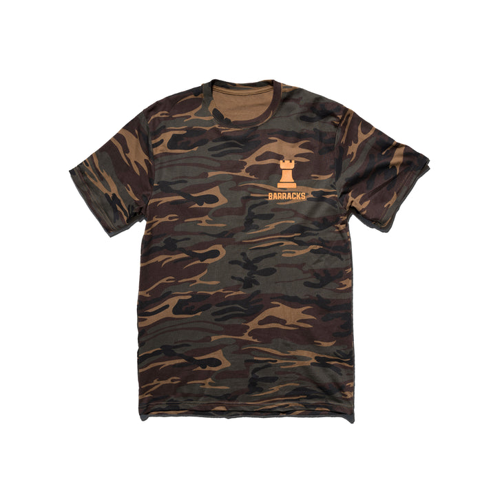 Woodlands Mission Tee