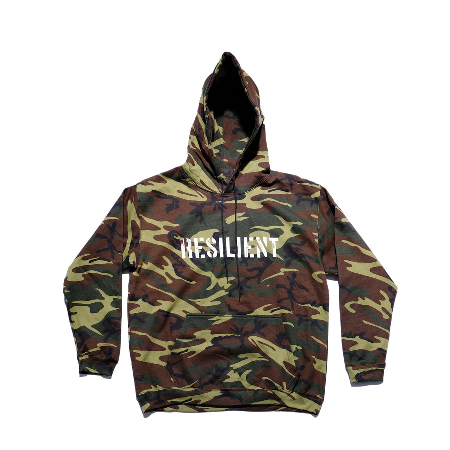 Resilient Hoodie Camo