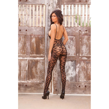 Wave Body Stocking