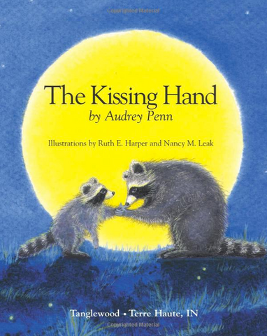 The Kissing Hand Back-to-school Book Kids Book