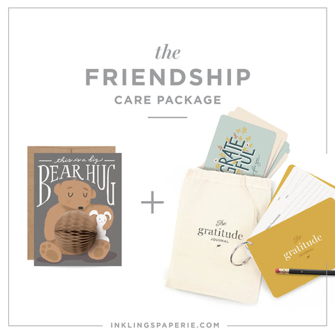 Bear Hug Care Package