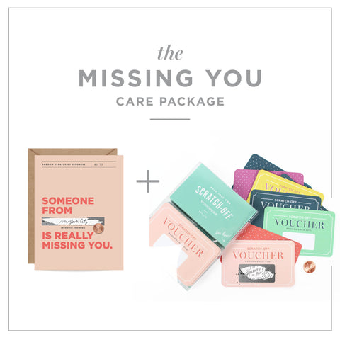 Missing You Care Package