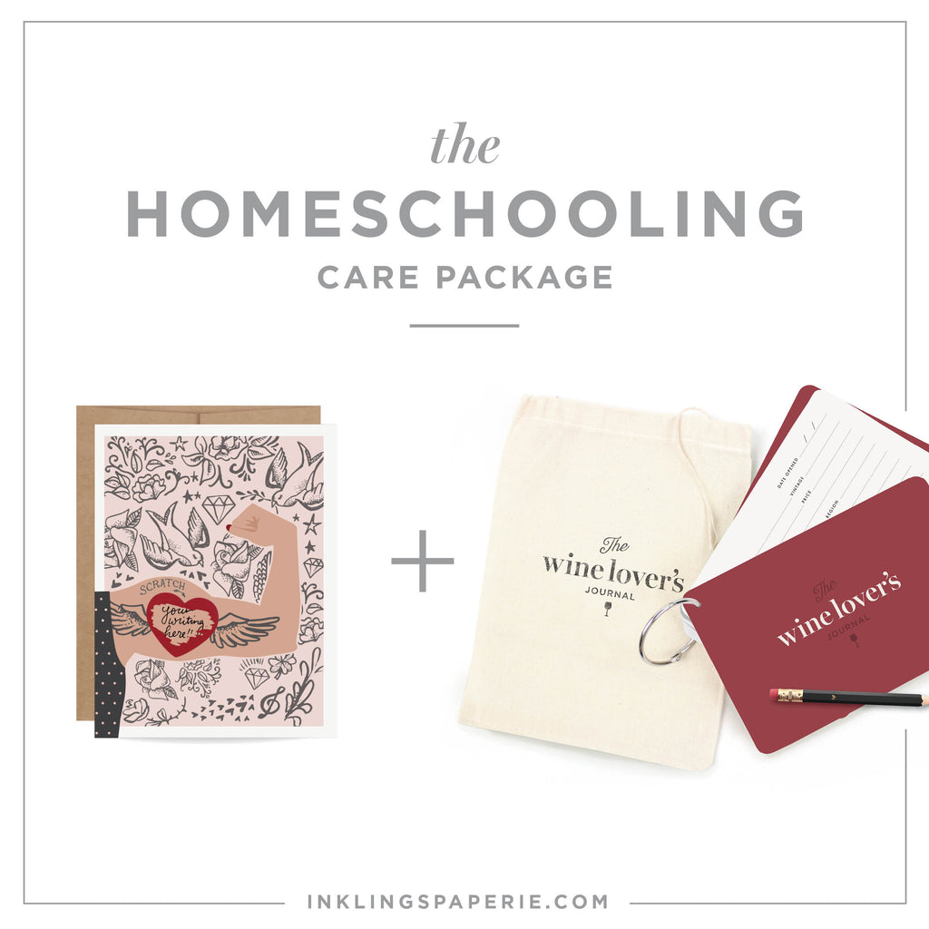 Homeschooling Care Package