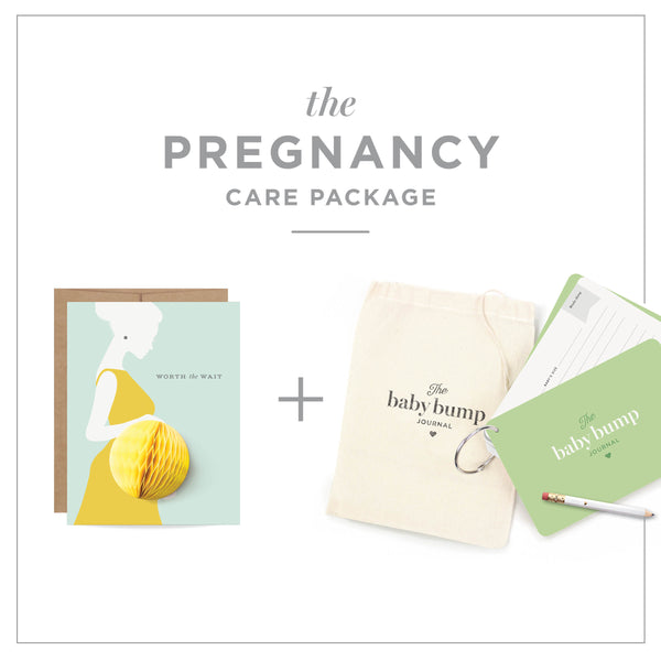 Pregnancy Care Package