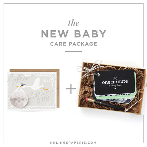 New Baby Care Package