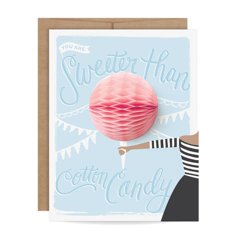 Cotton Candy Pop-up