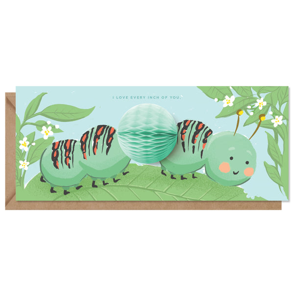 Inchworm Pop-up