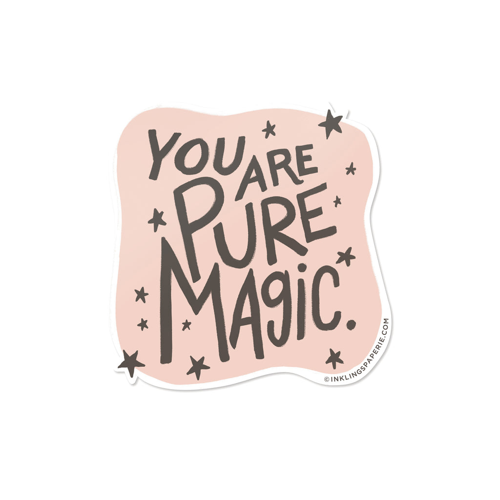 Pure Magic Vinyl Sticker