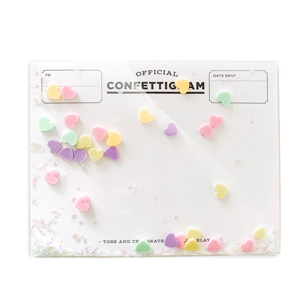 Confettigram™ - Sweethearts