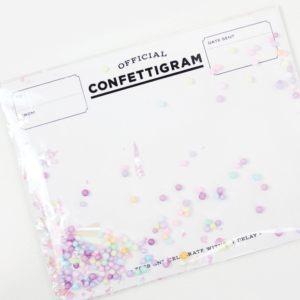 Confettigram™ - Sweet Dots