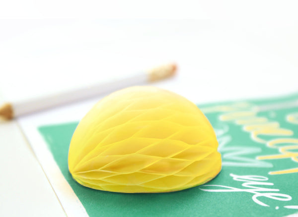 Pineapple Pop-up Card