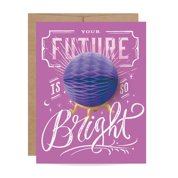 Crystal Ball Pop-up Card