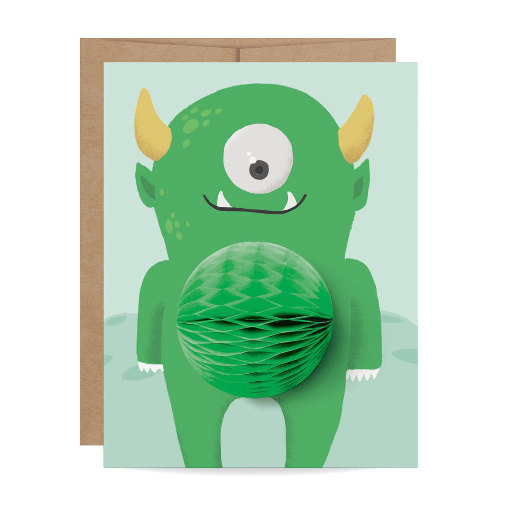 Monster Pop-up