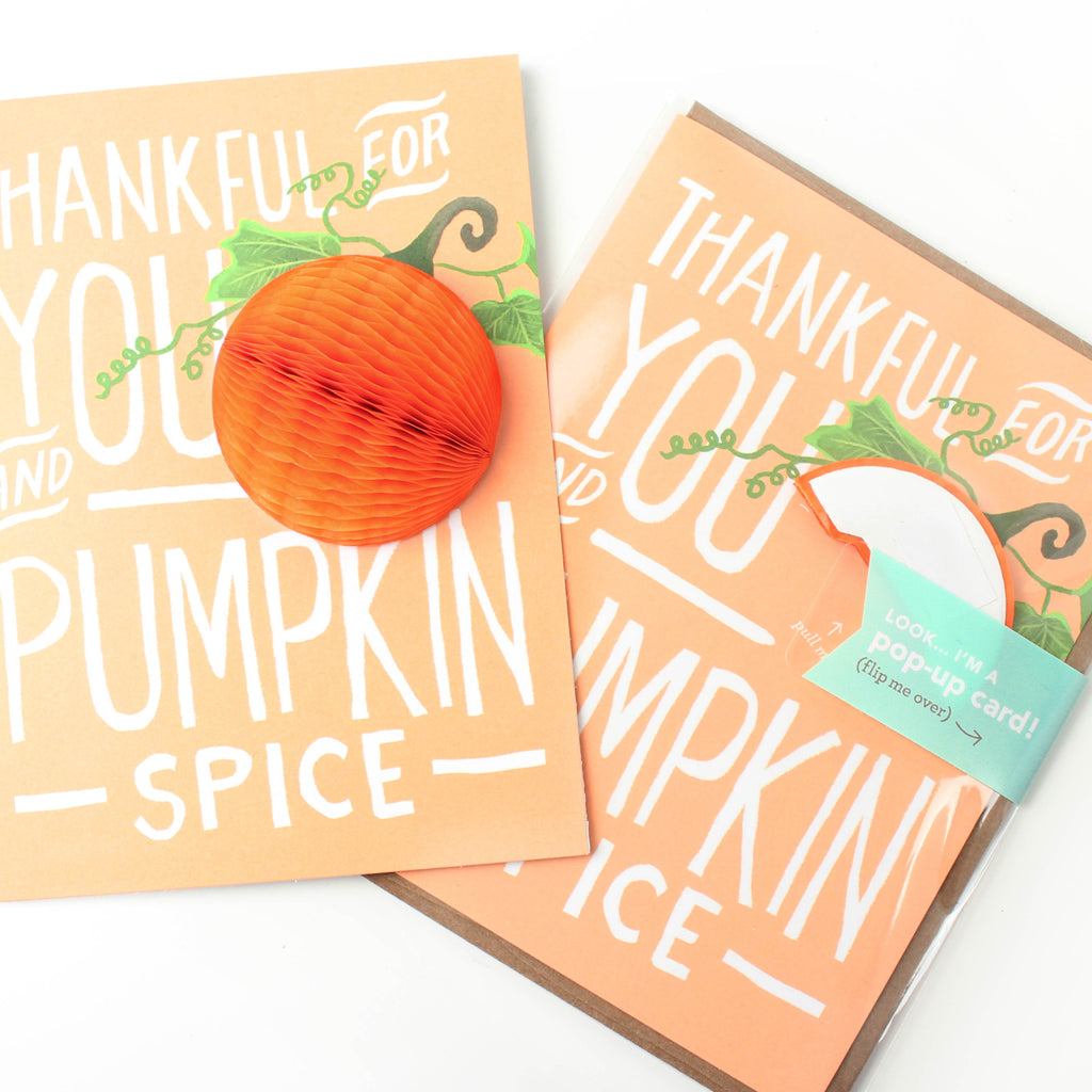 Pumpkin Pop-up