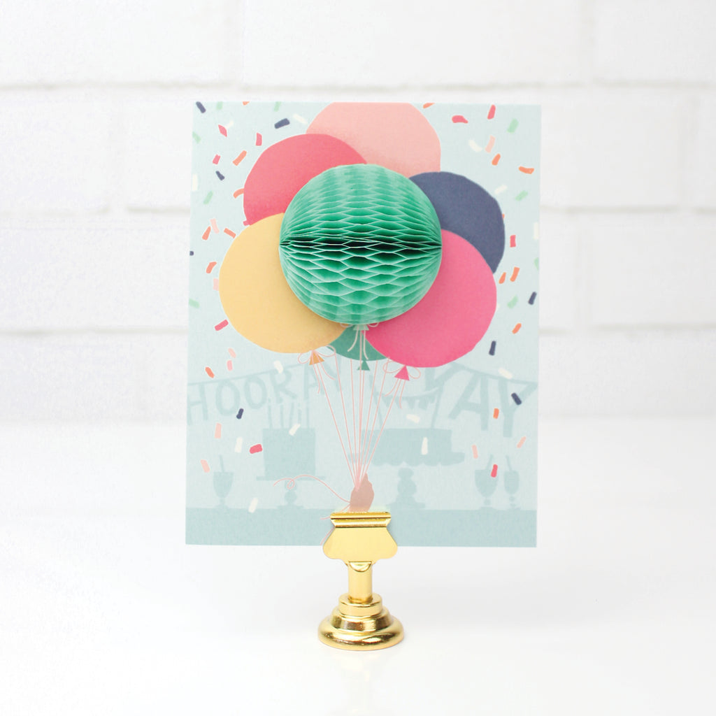 Balloon Bunch Pop-up