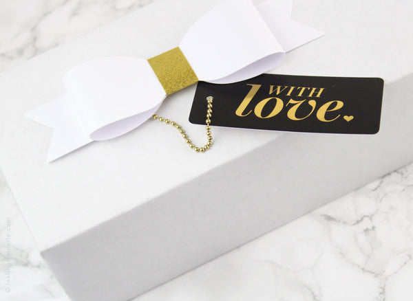 Love Assorted Luxe Tags