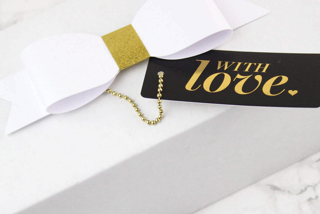 With Love Luxe Tags
