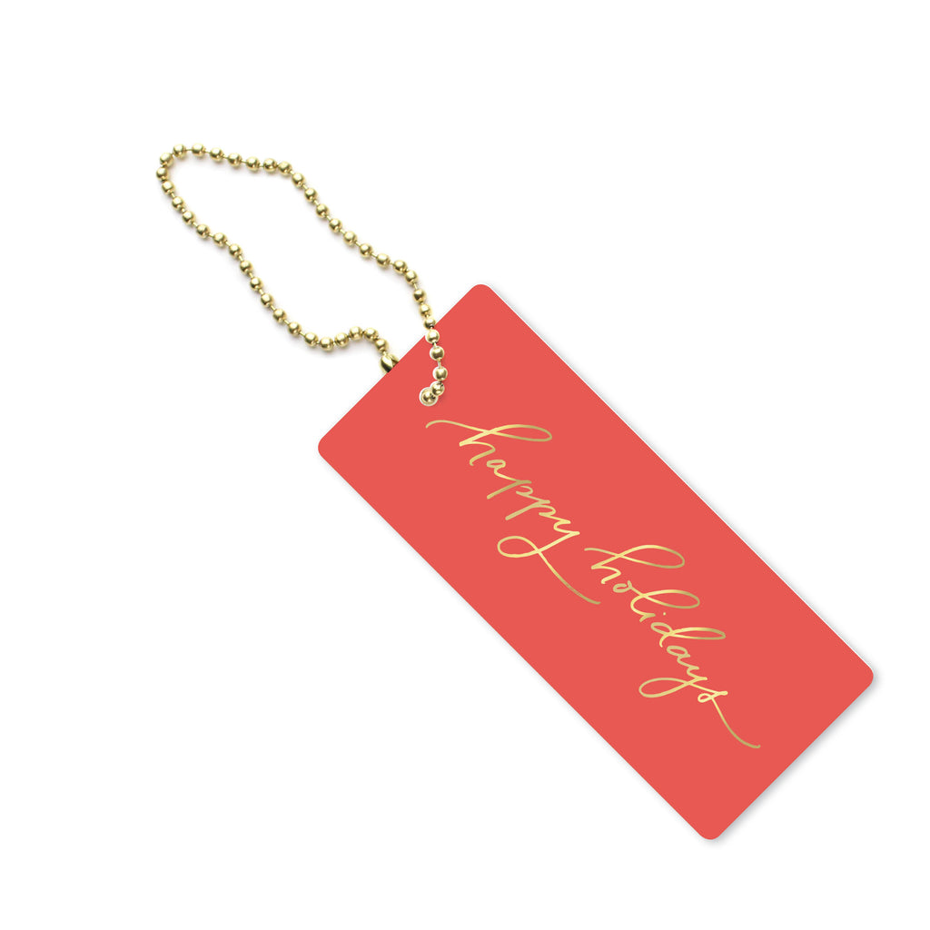 Happy Holidays Script Tag