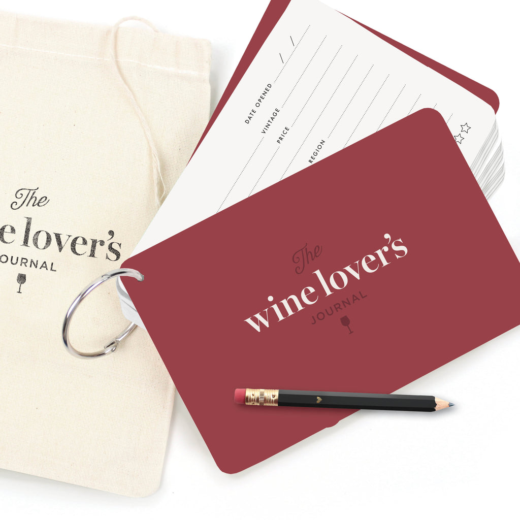 The Wine Lover's Journal