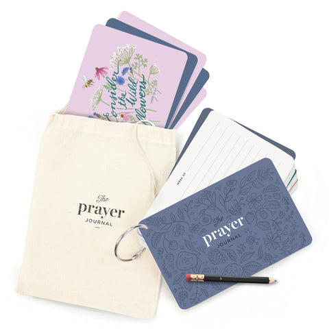 The Prayer Journal