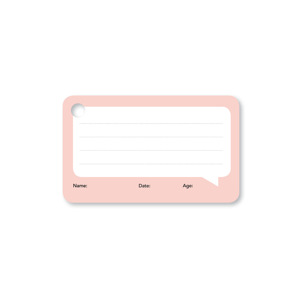 Expander Quote Cards - Pink