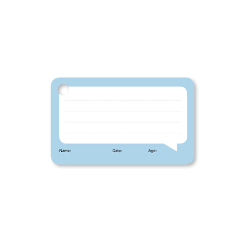 Expander Quote Cards - Blue