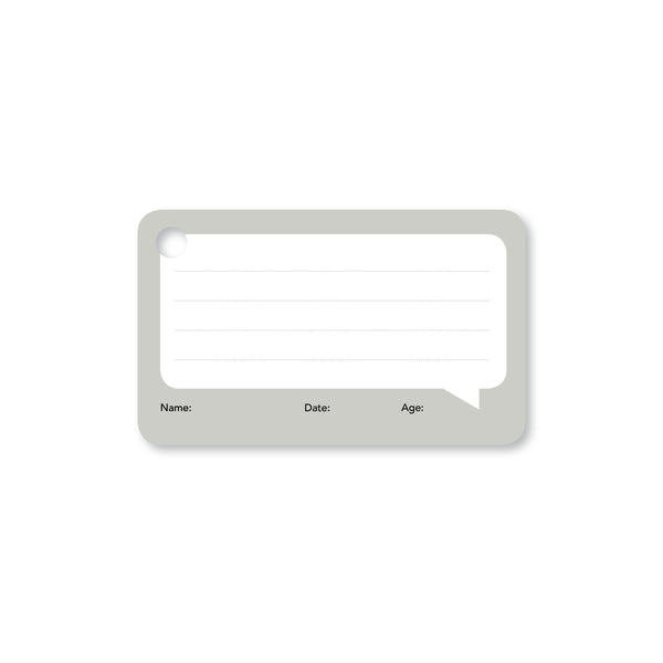 Expander Quote Cards - Grey