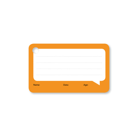 Expander Quote Cards - Orange