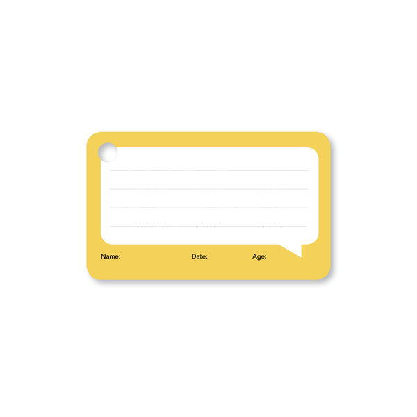 Expander Quote Cards - Yellow