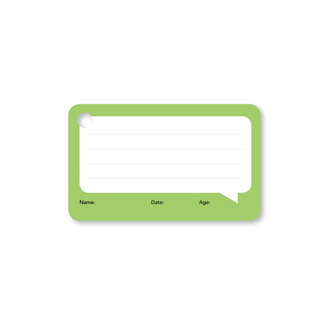 Expander Quote Cards - Green