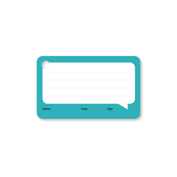 Expander Quote Cards - Cyan