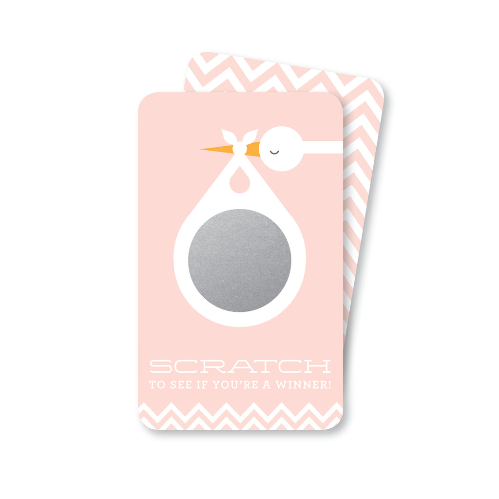 Pink Stork Scratch-off Game