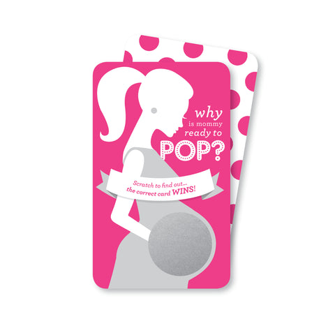 Ready to Pop Scratch-off Game - Pink