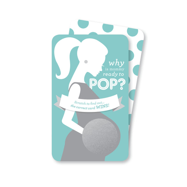Ready to Pop Scratch-off Game - Blue