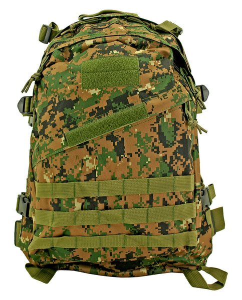 NSG Patrol Pack - Digital Woodland Camo