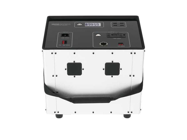 Humless Portable Power Storage and Fuelless Generator 0.64kWh