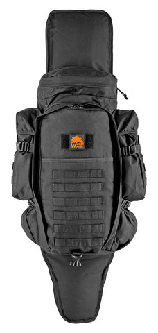 Lost Woods - Full Gear Rifle Backpack - Black