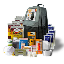 Wise Co. 5 Day SOLAR Individual Emergency Survival Kit