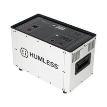 Humless Portable Power Storage and Fuelless Generator 1.3kWh
