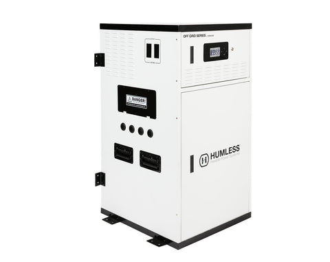 Humless Home Plus - Off-Grid Solar-Powered Generator 12kWh