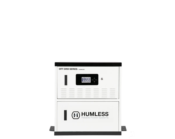 Humless Home Standard - Off-Grid Solar-Powered Generator 4.8kWh