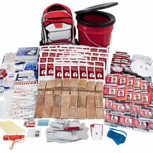 72-Hour 10 Person Bucket Survival Kit