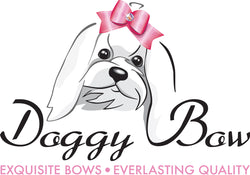 Doggy Bow Show Bows for Pets & Show Dogs