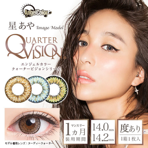 Angelcolor QuaterVision Monthly