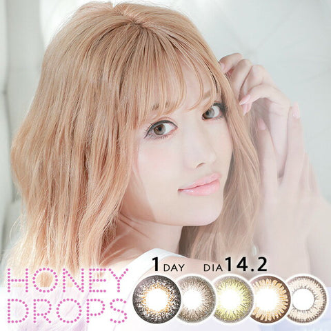 Honey Drops 14.2mm 1 Day